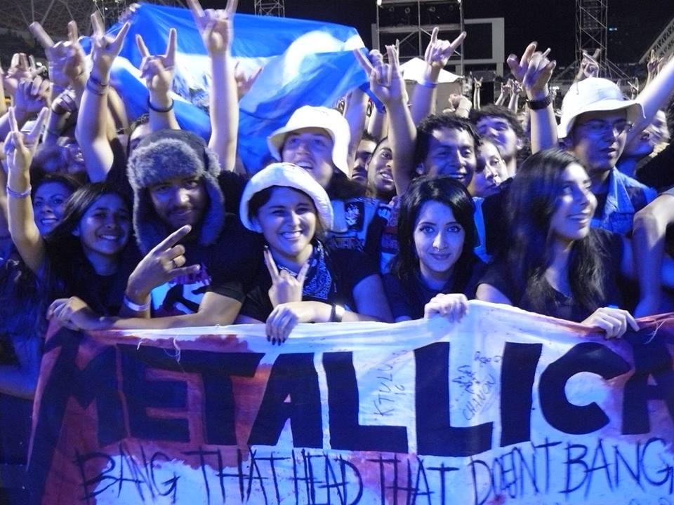 Metallica CR Publico