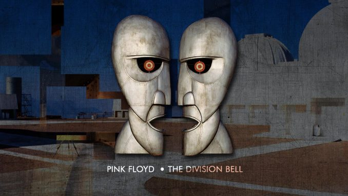 The Division Bell De Pink Floyd Rock Peperina Revista