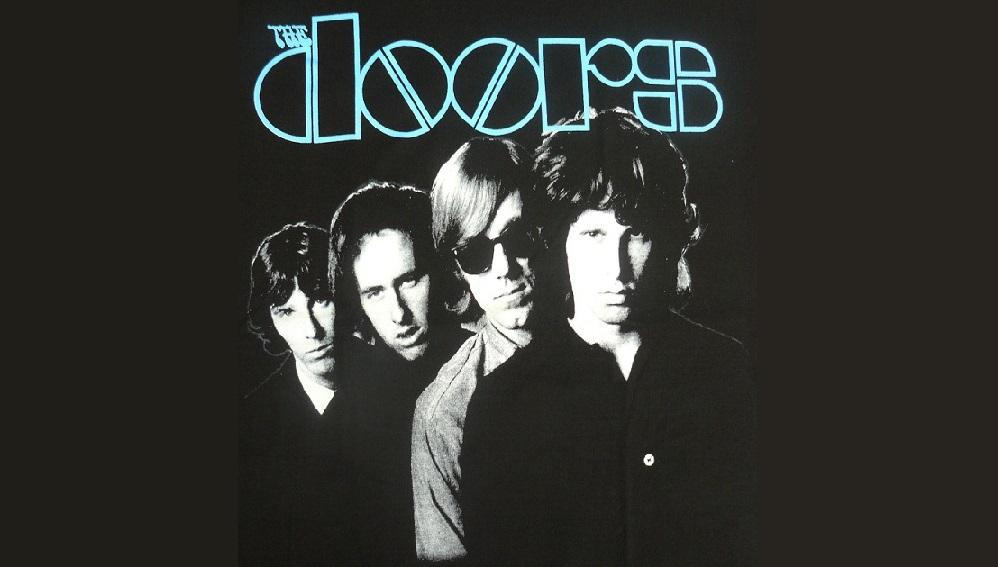 Tshirt DoorsBand imagen