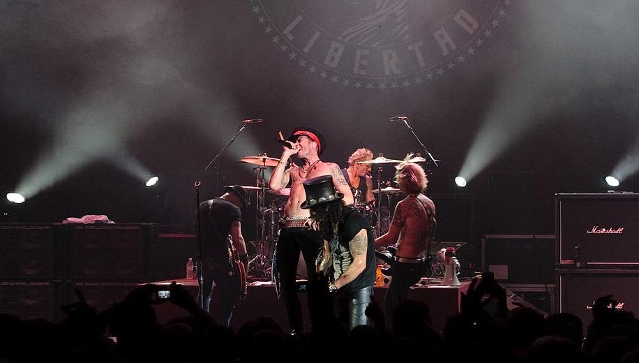 Velvet Revolver Live 2007