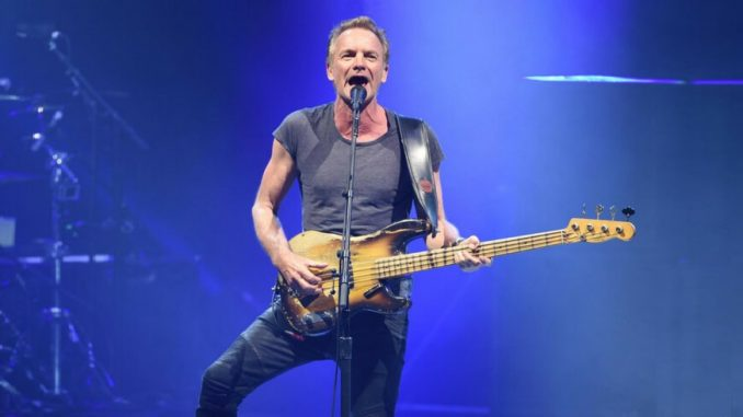 Cumpleaños Sting (The Police) - Rock Peperina, Revista, Rock, Heavy Metal,  Hard Rock, Punk, Grunge