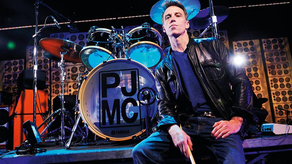 Matt Cameron Pearl Jam Soundgarden
