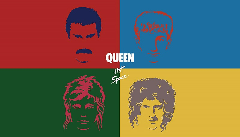 Lanzamiento Hot Space de Queen - Rock Peperina, Revista, Rock, Heavy Metal, Hard Rock, Punk, Grunge