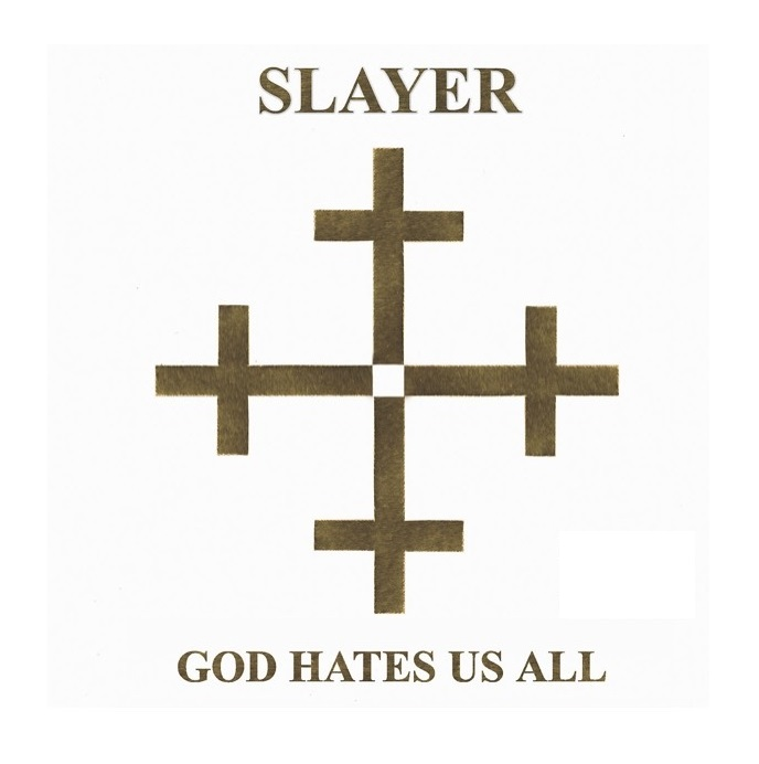 """Rich results on Google's SERP when searching for """"God Hates Us All"""" and """"Slayer"""""""