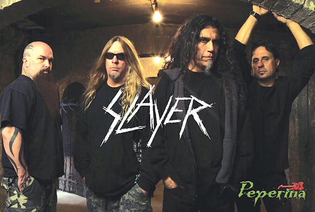 Slayer Poster Peperina